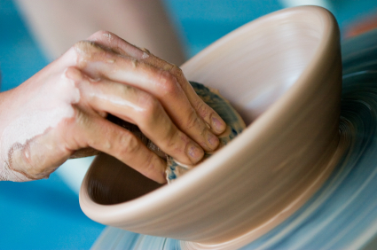 The age-old art of pottery