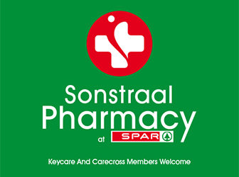 Pharmacy at SPAR Sonstraal
