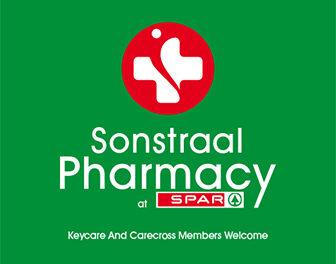 Pharmacy at SPAR Sonstraal