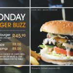 Monday Burger Madness