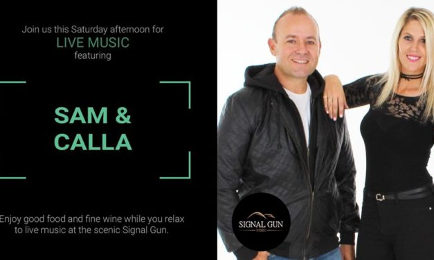 Sam & Calla LIVE at Signal Gun