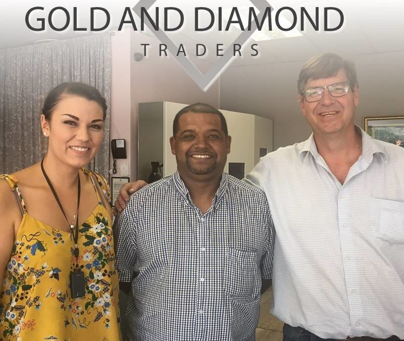 Gold and Diamond Traders